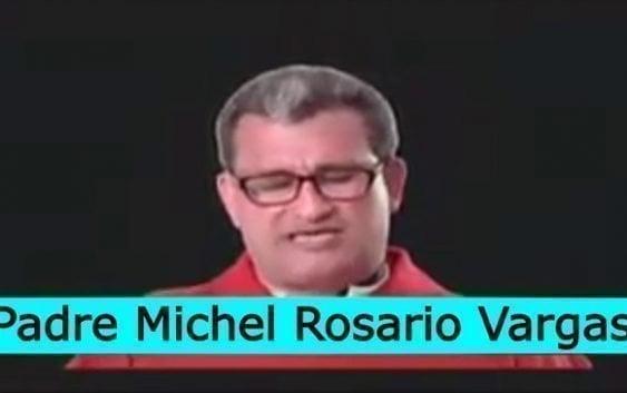 Padre Michel arremete contra Agripino, corrupción, impunidad, deuda, sobornos; SCJ, CC, Odebrecht, Etc. Etc. Etc.; Vídeo