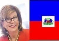 Estadounidense Susan Page jefa de misión Minujusth de la ONU en Haití