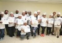 Estudiantes de Arte Culinario de Unicda presentan proyecto final