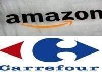 Amazon continúa con la mira en Carrefour por 13 mil MM de dólares