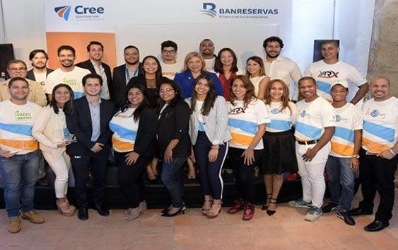 Finalistas del programa Pre-aceleración CREE BanReservas optarán por fondos de inversión