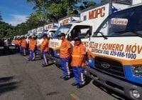 Un servicio encomiable del Ministerio de Obras Públicas