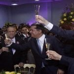 «La chusma que beba gas» 44 años PLD (Décima)