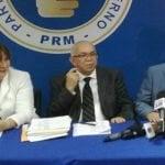 PRM: Con padrón de 480 mil miembros Comisión Organizadora de la Convención abre campaña
