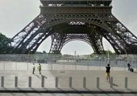 Protegen Torre Eiffel con muro antiterrorista de cristal