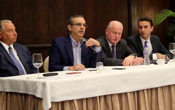 Con apoyo de Giuliani Partners, Luis Abinader presentará plan violencia contra mujer