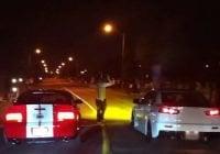 Muerte de jóvenes fue producto de las desgraciadas carreras nocturnas; Vídeo