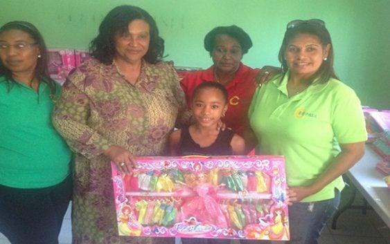 Coopasa entrega juguetes por motivo de los Santos Reyes a hijos de socias