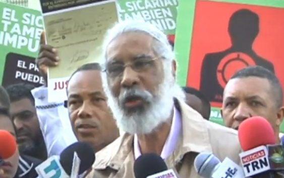 Juan Hubieres acusa al Gobierno de apoyar delincuencia en caso Arsenio Quevedo