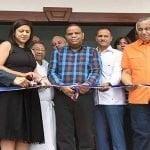Inauguran oficinas de los XIV Juegos Deportivos Nacionales que serán en junio