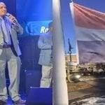 Vergüenza: Informó hace cuatro meses sobre esta bandera en Paterson y aún…; Vídeo