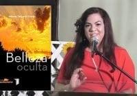 Milena Delgado presentó en Constanza su obra Belleza oculta; Vídeo