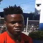 Este es el demonio haitiano que violó y decapitó mujer en San Pedro de Macorís: Vídeo