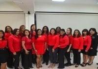Unicda concluye diplomado en Montaje y Protocolo