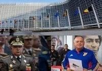 La Unión Europea aprueba sanciones a siete funcionarios del narcogobierno venezolano