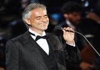 Altice Music copatrocinador oficial de Andrea Bocelli