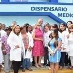 Caasd inaugura moderno dispensario médico y odontológico