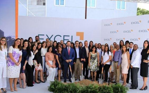 Excel inicia construcción para sede de oficinas corporativas