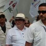 Timochenko de la FARC es recibido como lo que es «asesino, asesino, asesino»; Vídeo