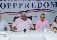 PRSC asume presidencia de Fopppredom