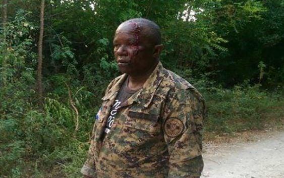 Haitinos roban fusil y golpean sargento en Pedernales