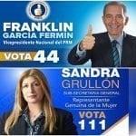 Franklin García Fermín asegura candidaturas de Paliza y Carolina favorecen al PRM