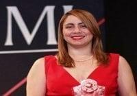 Diputada Gloria Reyes del PRM reconocida en el Premio Nacional de la Juventud