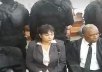 Marlin Martínez sueña encontrar juez inverecundo que la suelte; Le ratifican prisión