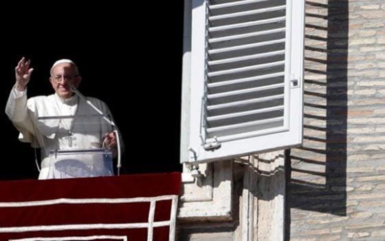 """Papa Francisco convoca a Jornada de ayuno y oración por la paz, dice """"No a la violencia"""""""