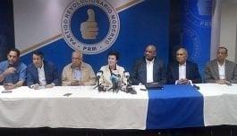 PRM mueve convención un mes adelante, el 18 de marzo