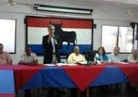 PRSD presentó a Luis Miguel De Camps candidato presidencial para elecciones 2020