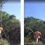 Denuncian miembros PLD y Raulín Rodríguez se aduañan de tierras en Dajabón y Monte Cristi; Vídeo