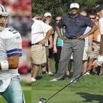 Tony Romo ex mariscal de campo de los Dallas Cowboys jugará PGA Tour en Punta Cana