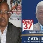 Herrera Catalino pide Medina deje sin efecto designación ministro consejero en Haití