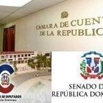 «Cáspita» Con que calidad? Legisladores objetan aumento en Cámara de Cuentas