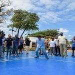 David Collado da inicio a las actividades en Güibia