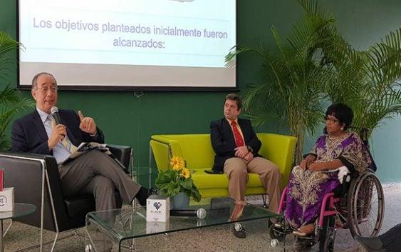 Panel Ocio y Turismo dentro del Foro Accesibilidad e Inclusión Social en la RD