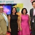 Huawei Technologies Dominicana y Claro presentaron el Huawei P Smart