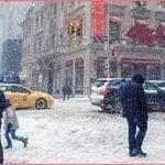 Se pronostica poderosa tormenta para Nueva York y estados vecinos