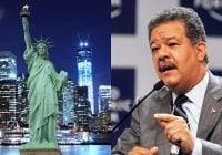 Continúan cancelando en Nueva York los seguidores de Leonel Fernández