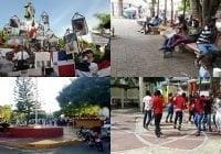 """A invasores haitianos intentaban mancillar Parque Duarte se le fue el """"tiro por la culata""""; Vídeo"""