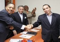PDI presenta a Ángel Puello como presidente en el Distrito Nacional