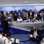 PRD acoge sentencia del TSE y anuncia nueva convención