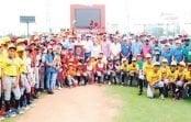 Arranca el XVI Torneo de Béisbol RBI de la MLB dedicado a Montalvo