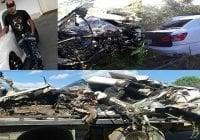 Dos fatales accidentes en San Juan de la Maguana dejan tres muertes