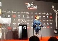 En V Premios Platino piden defender y ampliar las Leyes Nacionales de Cine