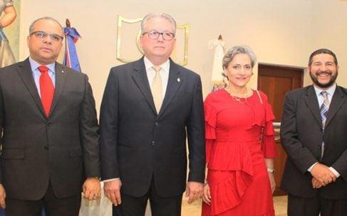 Juez de Puerto Rico Antonio García Padilla presentó libro Abogacía, Derecho y País