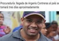 Viene Argenis deportado (Décima)