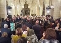 Oratorio de Ravelo corona 30 años de Conciertos de Viernes Santo en la Catedral