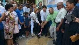 Ayuntamiento del Distrito Nacional inicia construcción de bibliotecas